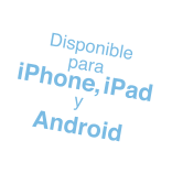 Disponible en iPhone y en iPad